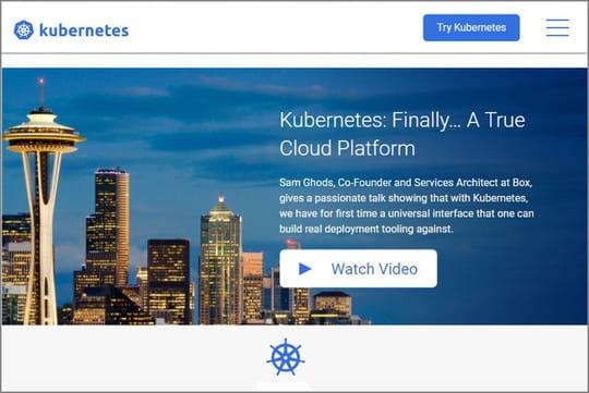 Kubernetes, l'orchestrateur de containers qui passe à l'échelle mondiale