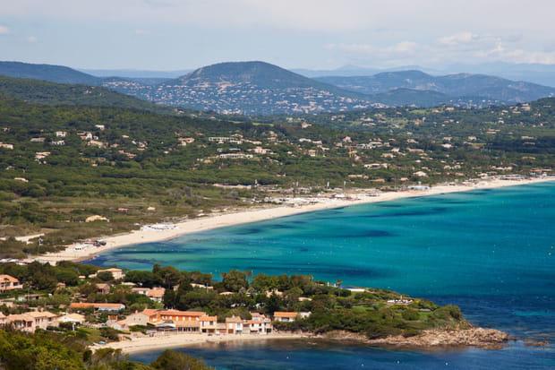 8e: Pampelonne, Côte d'Azur (France), 63,45€ par jour