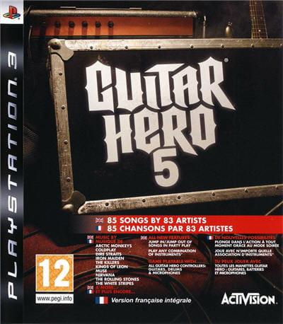 guitar hero se rappelle à nous avant noël