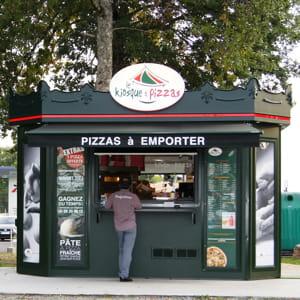 le kiosque à pizzas compte 179 unités en france et poursuit son expansion.