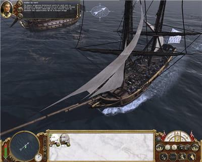 un navire marchand ennemi s'est fait intercepté. on ne fera pas de quartier