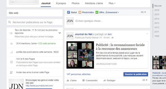 Traduction : Facebook abandonne Bing pour son système de machine learning