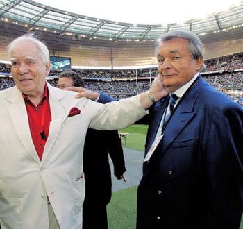 le fondateur de cap gemini, ici à droie, détient deux clubs de rugby en france.