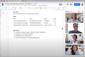 Google Workspace devient gratuit