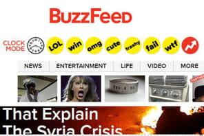 Buzzfeed : la nouvelle pépite du Web qui veut ringardiser les médias