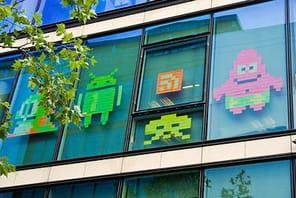 La guerre pixelisée des open-spaces