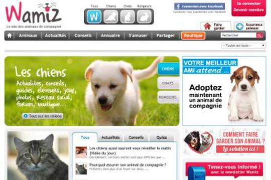 """Confidentiel : Wamiz, le """"Facebook des animaux"""", lève 600 000 euros"""