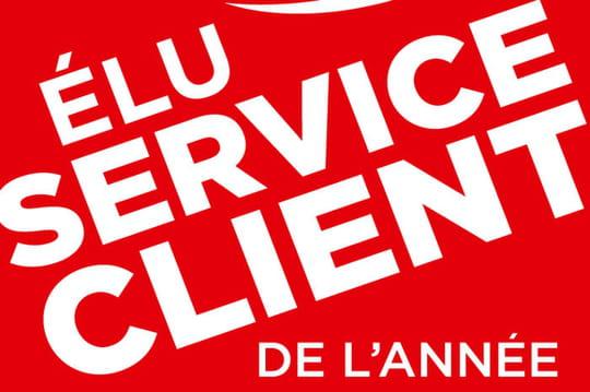 La cérémonie Elu Service Client de l'Année aura lieu le 19octobre
