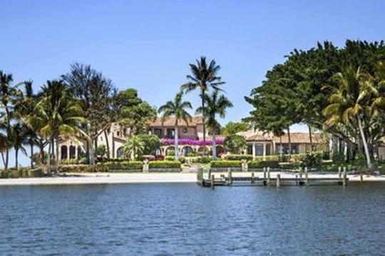 Une île privée au sud de la Floride mise en vente à 24,5 millions de dollars