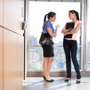 prévenez vos collègues que vous ne serez pas opérationnel.