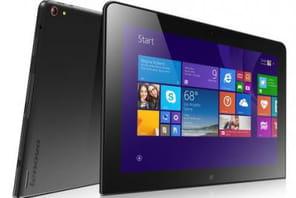 Lenovo dégaine la première tablette Windows 10