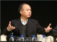 masayoshi son, fondateur de softbank