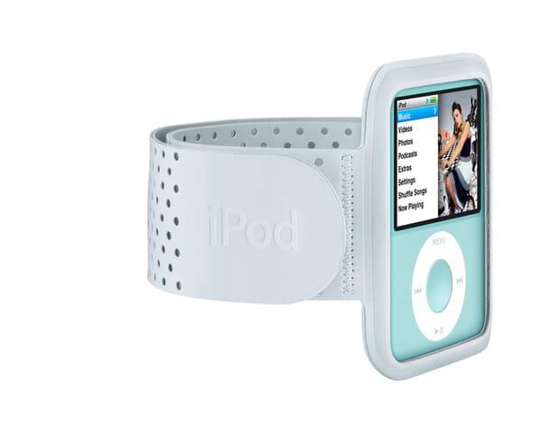 Le bracelet iPod à la mode