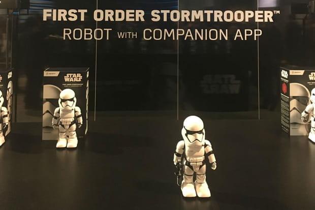 Stormtrooper: le robot du Premier Ordre