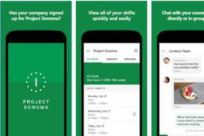"""Project Sonoma : Microsoft dévoile un""""Slack light"""""""