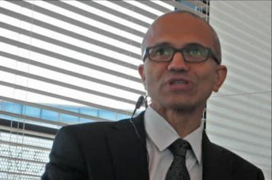 Résultats trimestriels : le Microsoft de Satya Nadella plaît à Wall Street