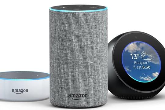 Echo / Alexa: 10000salariés d'Amazon à la manœuvre