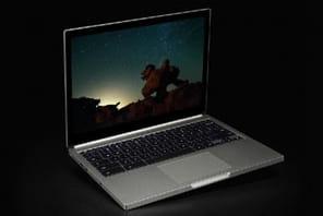 """Google dégaine son nouveau Chromebook """"Pixel"""" haut de gamme"""