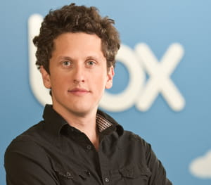 aaron levie est le ceo de box.