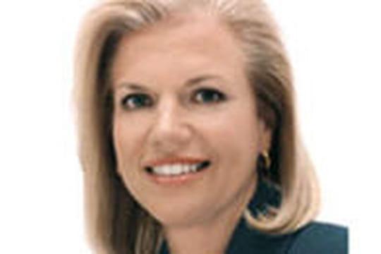 Succession à la tête d'IBM: qui est Virginia Rometty?
