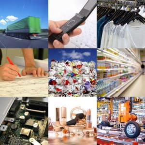 télécoms, automobile, cosmétiques... autant de secteurs touchés par de grosses