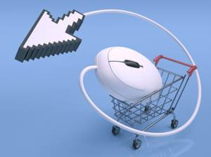 les premiers sites d'e-commerce français ont réalisé des choix souvent très