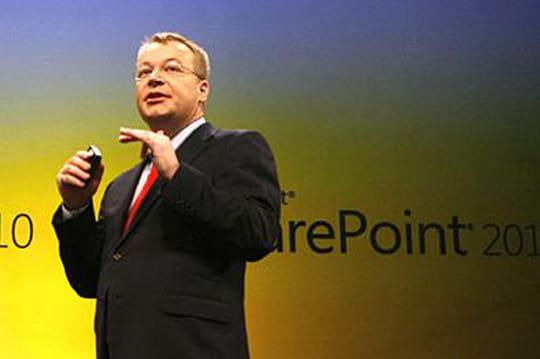 Stephen Elop : pas PDG, mais promu quand même chez Microsoft