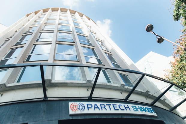 Partech Shaker