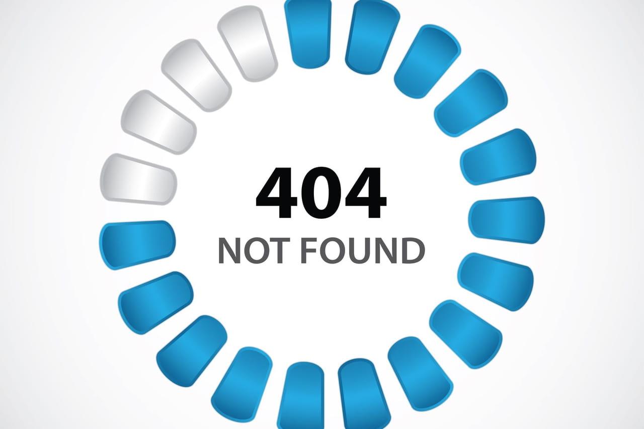 Erreur 404 Definition Et Impact Sur Le Seo
