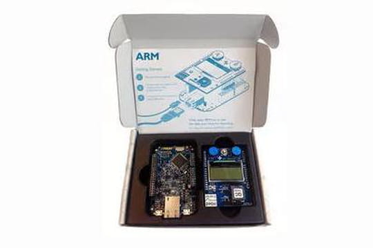 Internet des objets : ARM et IBM dévoilent un kit pour se lancer