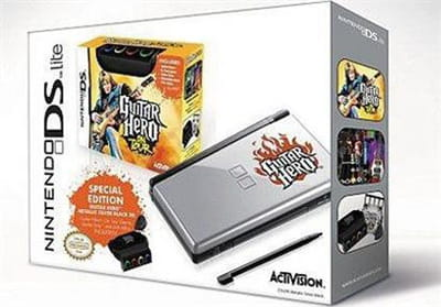 la ds lite guitar hero