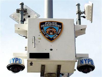 système de surveillance de la police de new-york
