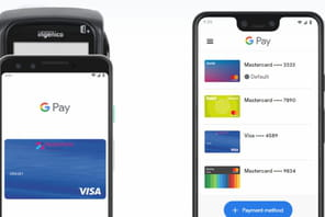 Google Pay lance les transferts d'argent à l'international