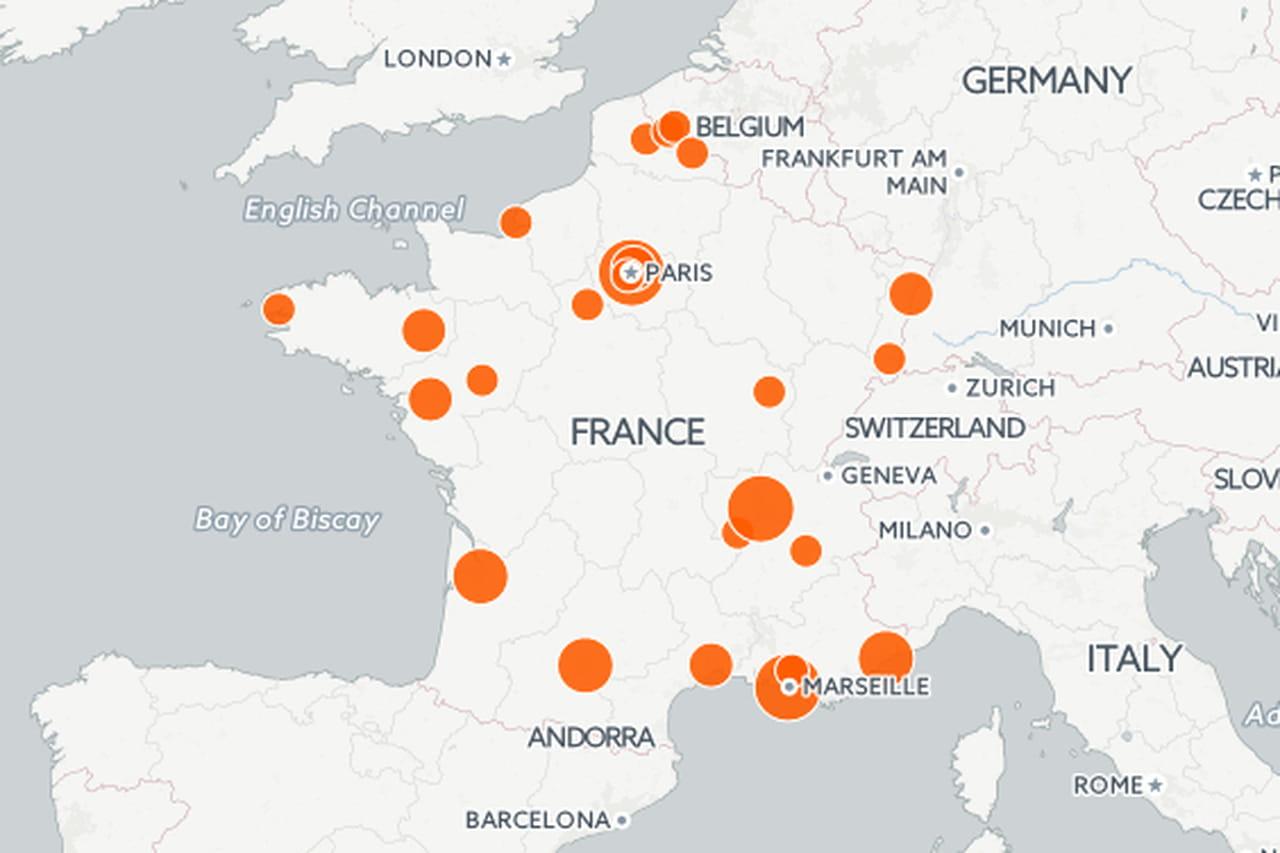 Ville Smart Cities Dans Le Monde