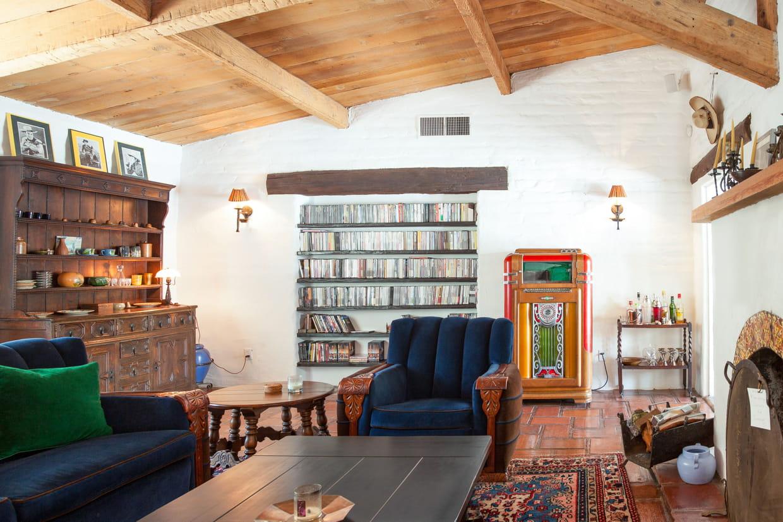 l 39 hacienda de bing crosby palm springs etats unis. Black Bedroom Furniture Sets. Home Design Ideas
