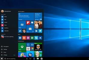 Windows 10déployé par 27% desentreprises françaises