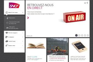 SNCF : un plan d'action opérationnel pour devenir un transporteur digital