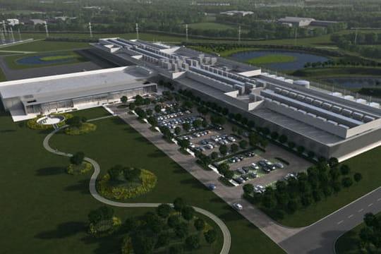 Facebook va bâtir un nouveau data center européen, en Irlande