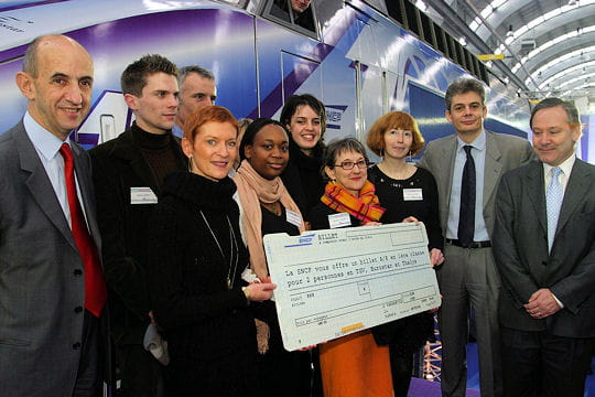 Des nouvelles lignes TGV