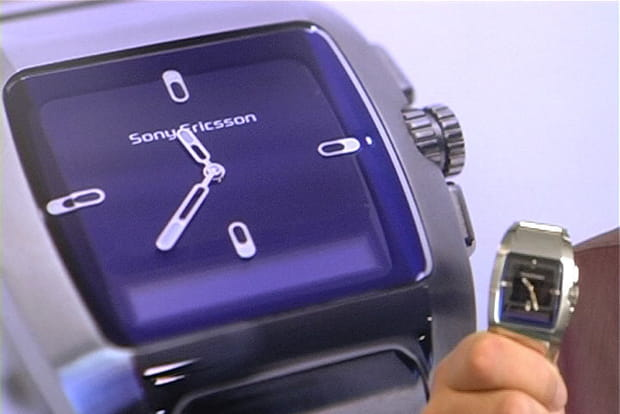 La montre Bluetooth communicante