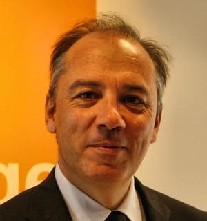 stéphane richard, directeur général de france télécom