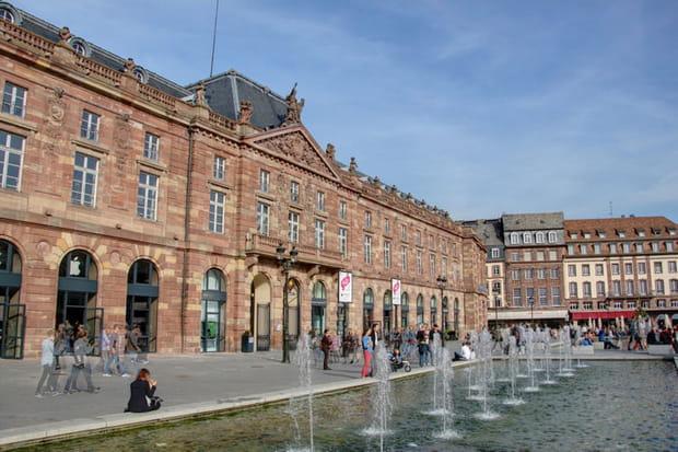 10e ex aequo : Strasbourg