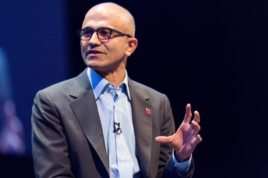 """Cloud : un """"combat de rue"""" se prépare entre Amazon et Microsoft"""