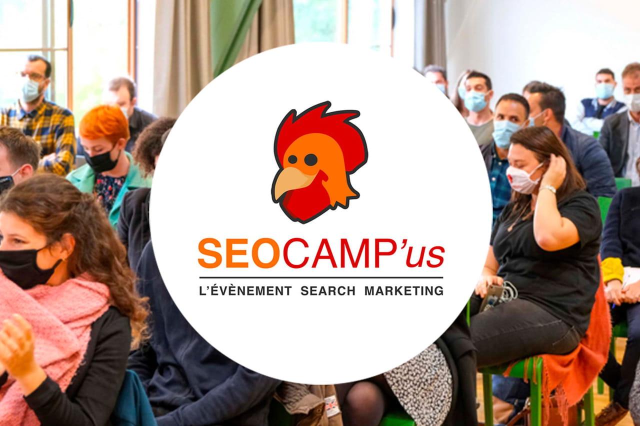 SEO Camp'Us: l'évènement search de la rentrée aura lieu les 23et 24septembre