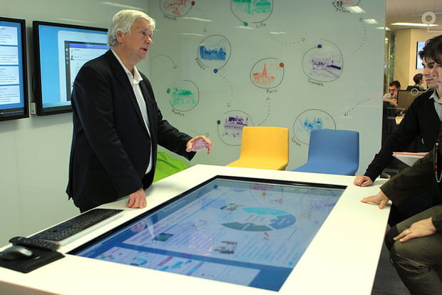 Le Lab'Innovation de Capgemini