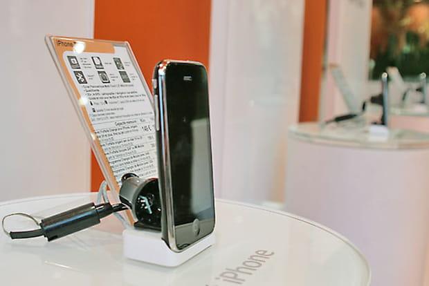 L'iPhone revêt son habit de star