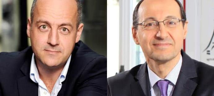 """Marc Feuillée (Le Figaro) et Louis Dreyfus (Le Monde) :""""Le Monde et Le Figaro lancent une place de marché privée commune"""""""