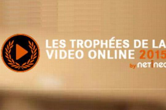 Les lauréats des trophées de la vidéo online 2015 sont...