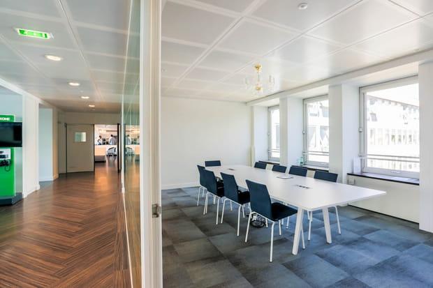 Des salles spacieuses et adaptées à tous les formats de réunion