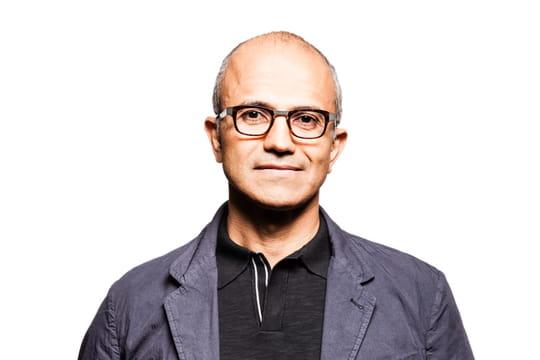 La rémunération annuelle du PDG de Microsoft atteint 17,7millions de dollars